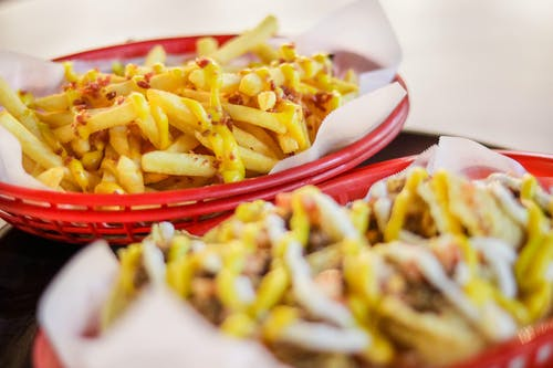 Free stock photo of food, french fries, fries