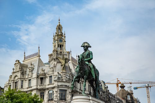 Free stock photo of monument, porto