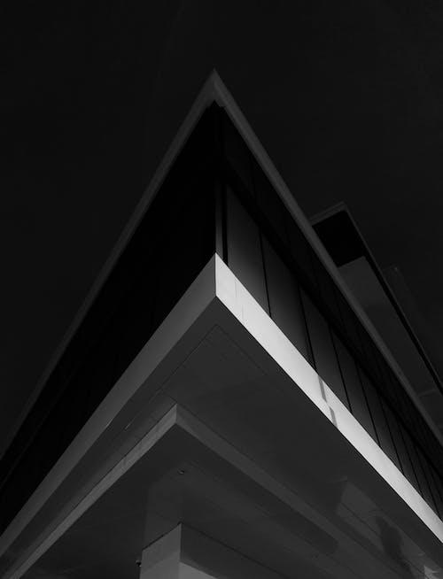 Základová fotografie zdarma na téma architektura, budova, nízký úhel, nízký úhel pohledu