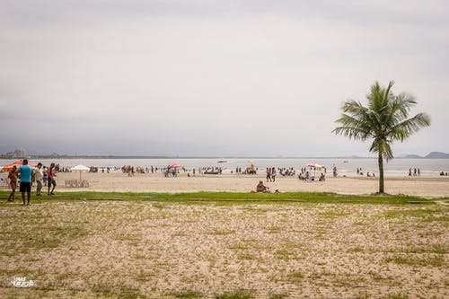 Бесплатное стоковое фото с ã¡gua, barco, bertioga, calor