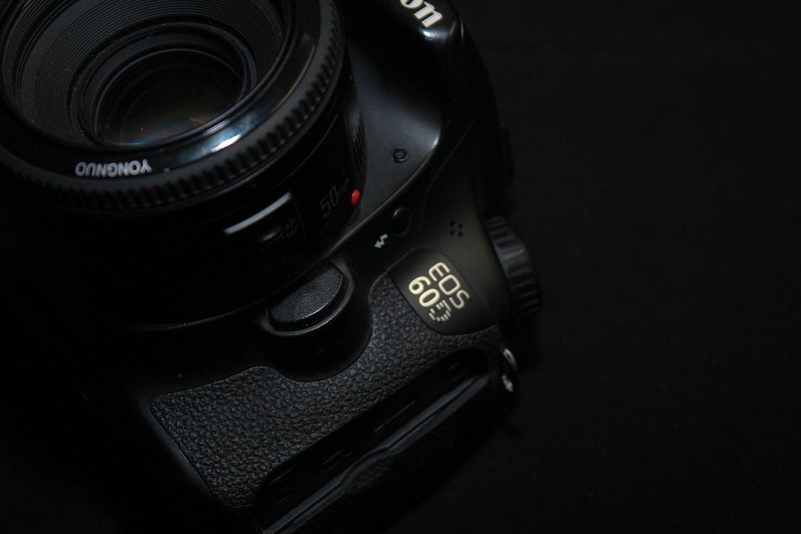 Gratis lagerfoto af Canon, kamera, produktfotografering