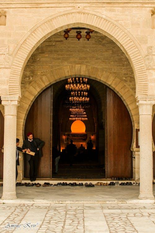 Foto stok gratis Islam, masjid, pariwisata, perdamaian