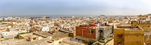 Foto stok gratis dar essid, pariwisata, pemandangan panorama, pusat bersejarah