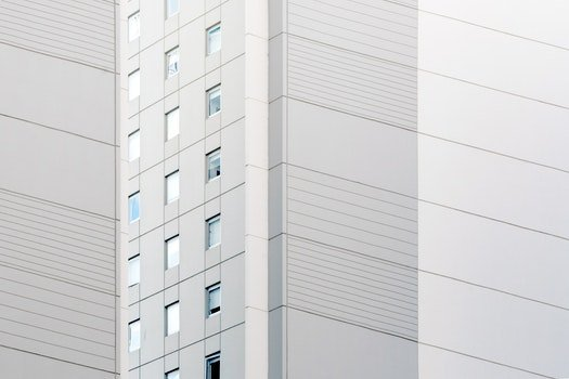 Free stock photo of building, architecture, lines, apartment