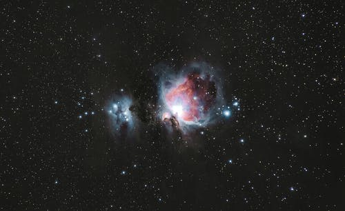 Foto Di Supernova In Galaxy
