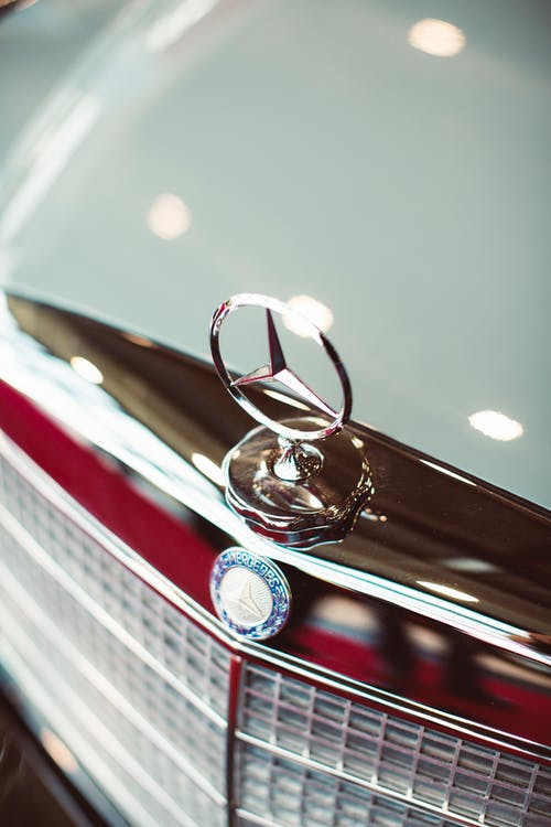 Photo of Mercedes-Benz Emblem