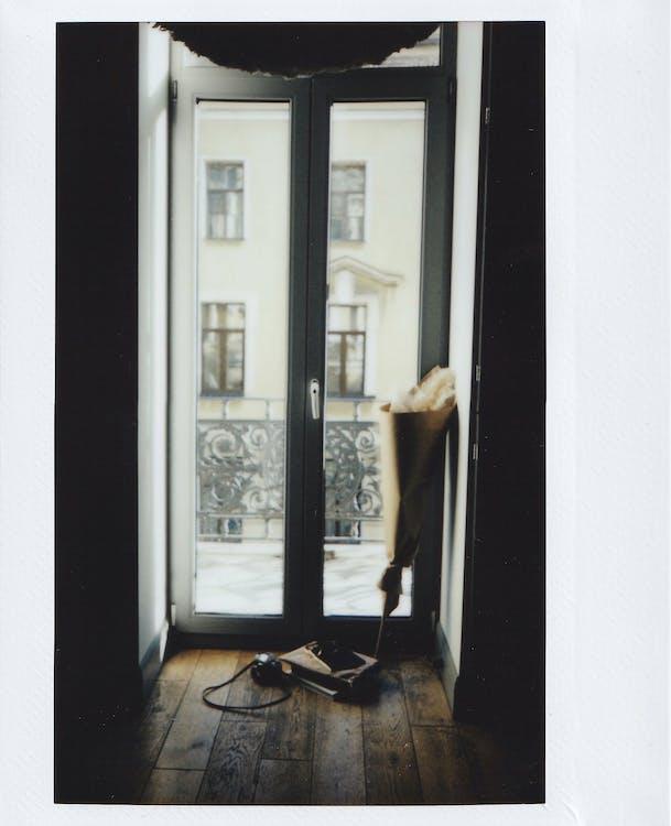 hygge, polaroid, Балкон