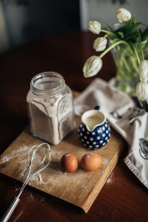 copy space, 가정의, 계란, 구색을 갖춘의 무료 스톡 사진