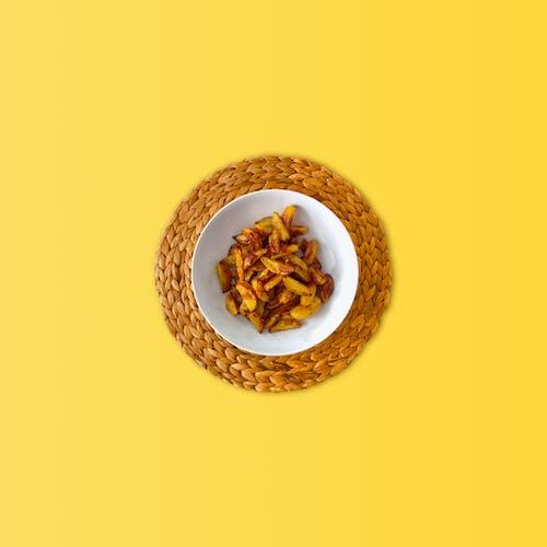 คลังภาพถ่ายฟรี ของ การกิน, การทำอาหาร, การปรุงอาหาร, การรับประทานอาหาร