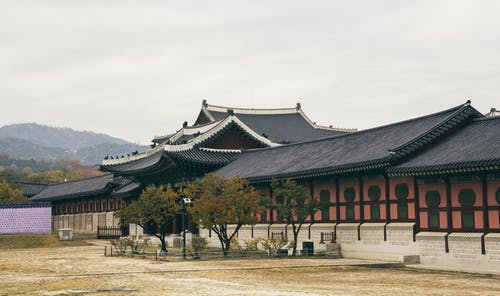 Gyeongbokgung Palace, South Korea