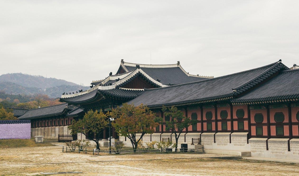 arkitektur, byggnad, dynasti