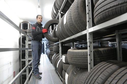 Výběr pneumatik