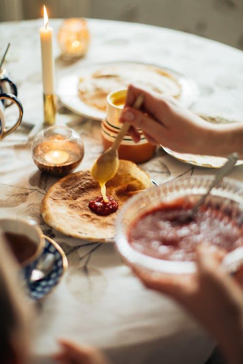 Základová fotografie zdarma na téma domácí, džem, jídlo, lidé