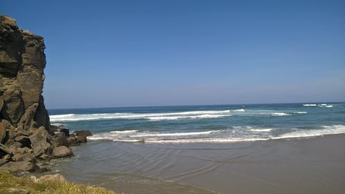 Gratis arkivbilde med bølge, strand