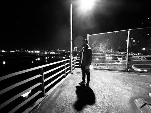 Free stock photo of black and white, harlem, new york
