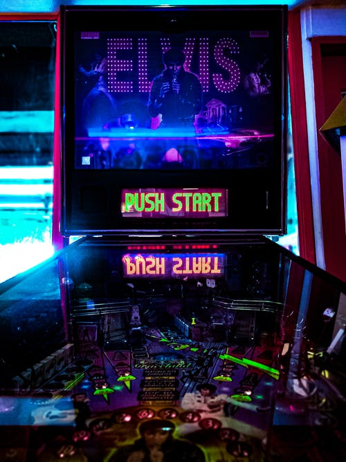 Free stock photo of arcade, classic, diner, elvis