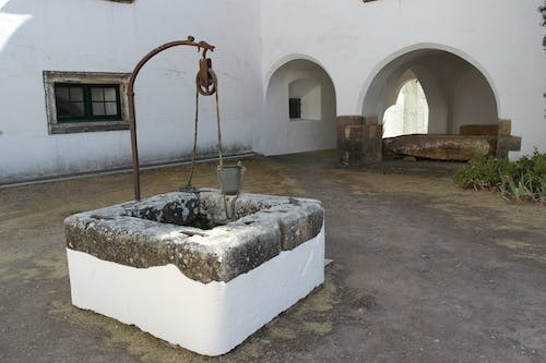 Free stock photo of ancient well, old, portugal, Vila Viçosa