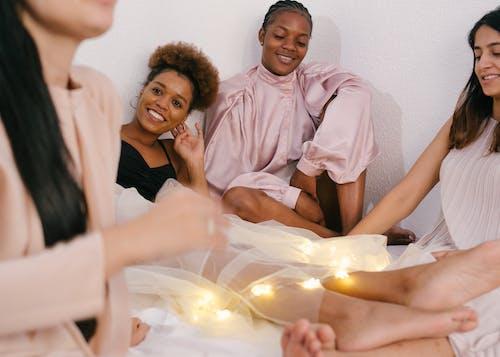 그룹, 다양성, 단란함, 말하는의 무료 스톡 사진