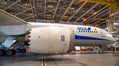 Fotos de stock gratuitas de ana, boeing 787