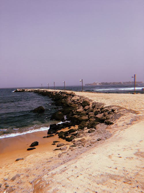 Free stock photo of africa, atlantic ocean, beach