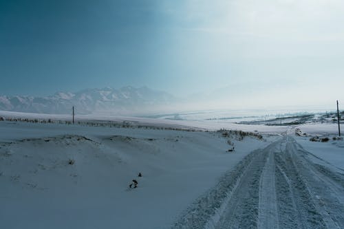 Free stock photo of blue and white, bluesky, kyrgyzstan