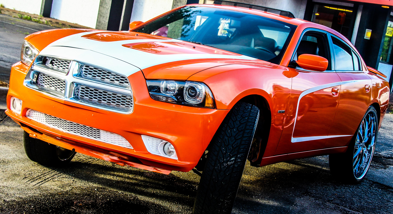 Free stock photo of car, vehicle, luxury, chrome