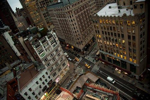 Free stock photo of city, city night, cityscape