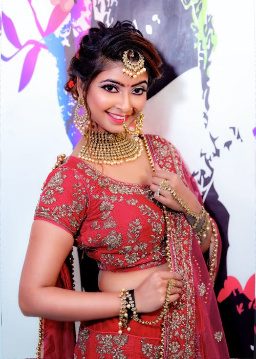 Free stock photo of bride, bride bridal, indian bridal