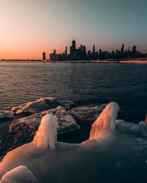 冬季, 冰, 冷, 冷色調 的 免費圖庫相片