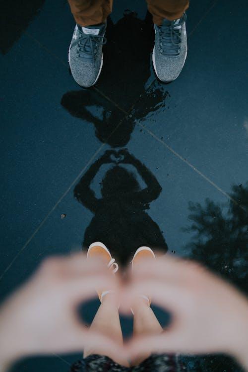 Foto d'estoc gratuïta de amor, amour, anònim, bassal