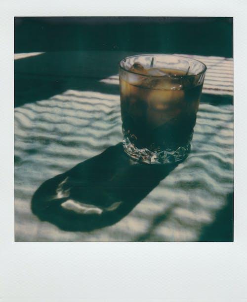 Gratis stockfoto met blauwig, citroen, drinken, drinkglas