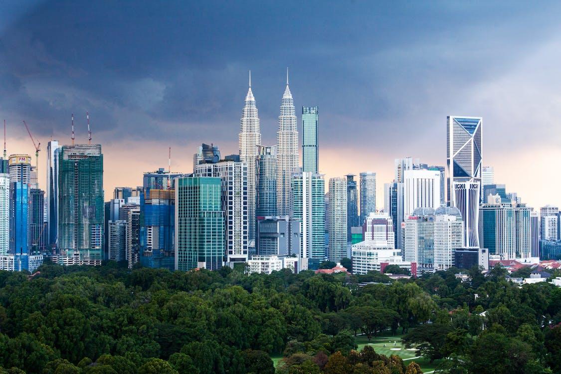 High-rise Buildings of Kuala Lumpur
