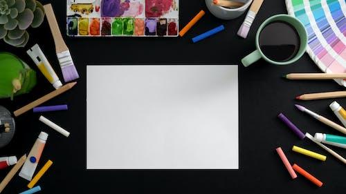 アーティスト, アート, アート素材, インドアの無料の写真素材