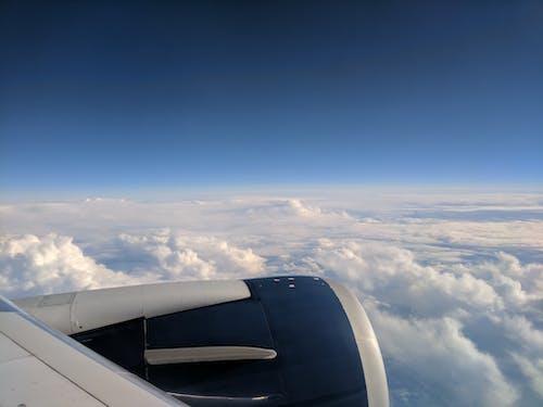Gratis arkivbilde med blå, delta, fly, flyselskaper