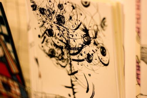 คลังภาพถ่ายฟรี ของ การทาสี, จิตรกรรม, นามธรรม, พร่ามัว
