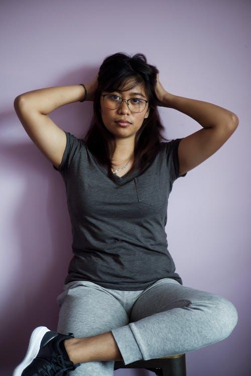 Free stock photo of female portrait, model, portrait, portrait photography