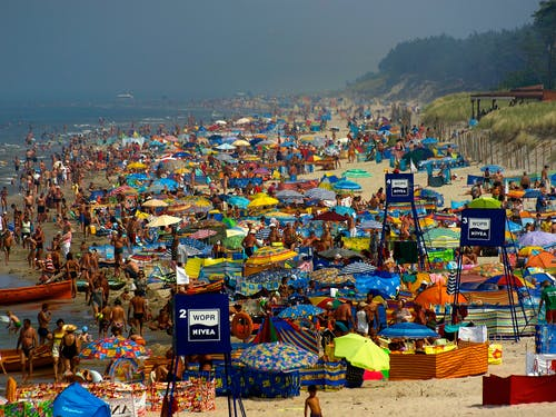 Free stock photo of Baltic Sea, beach, sea