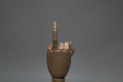 Photo of Wooden Hand