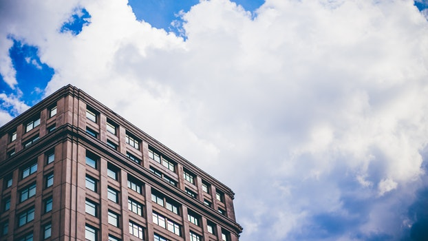 Free stock photo of clouds, building, architecture, high-rise