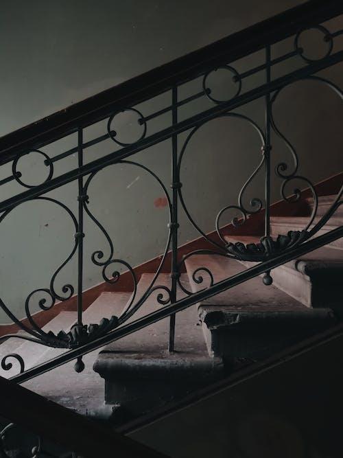 Gratis stockfoto met architectuur, details, sint petersburg, trap