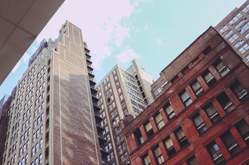 Immagine gratuita di architettura, edifici, manhattan, new york
