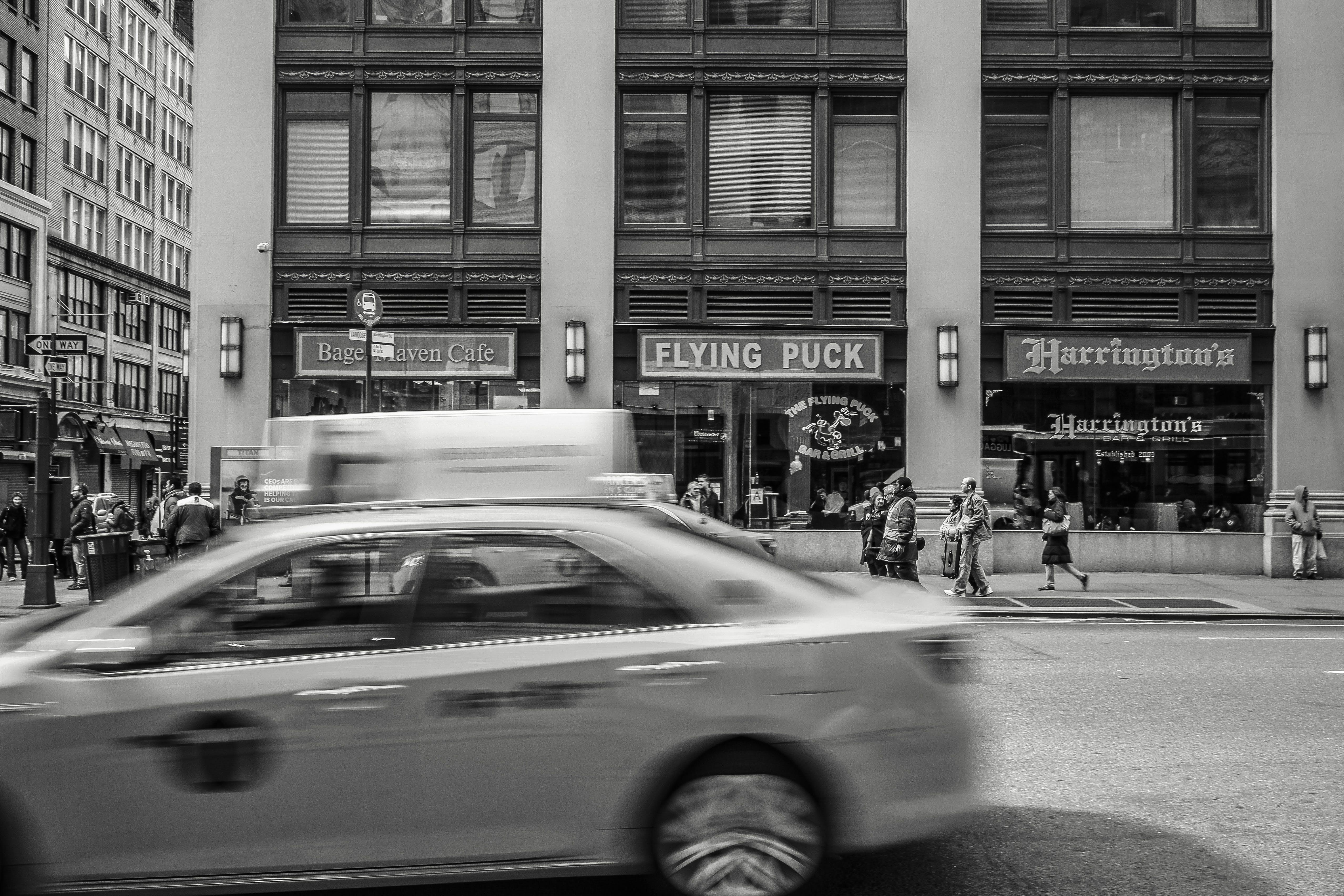 Foto d'estoc gratuïta de carrer, Manhattan, Nova York, NY