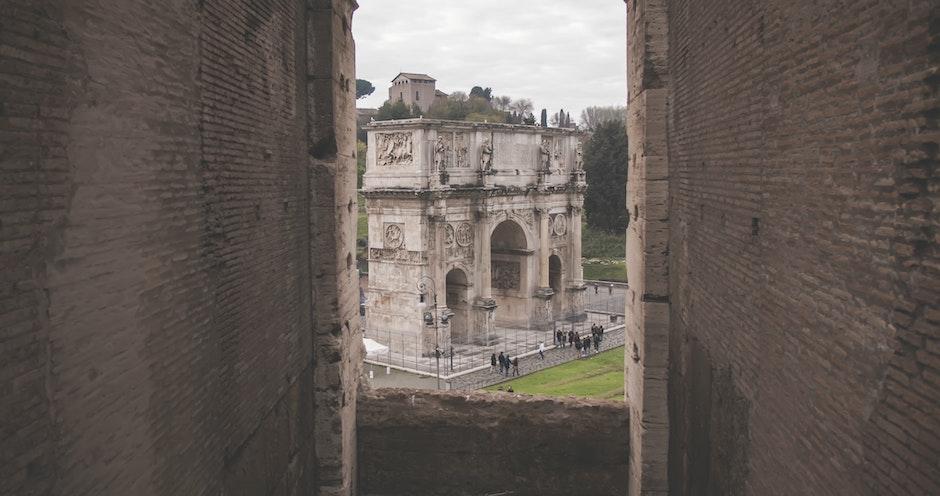 ancient, arch, architecture
