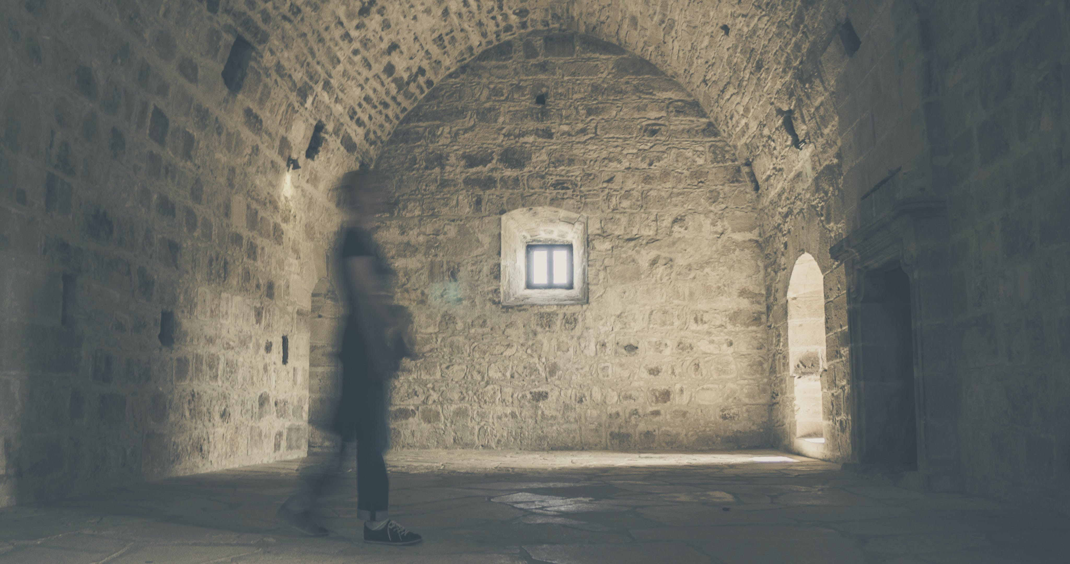 Free stock photo of silhouette, castle, shadow, brick