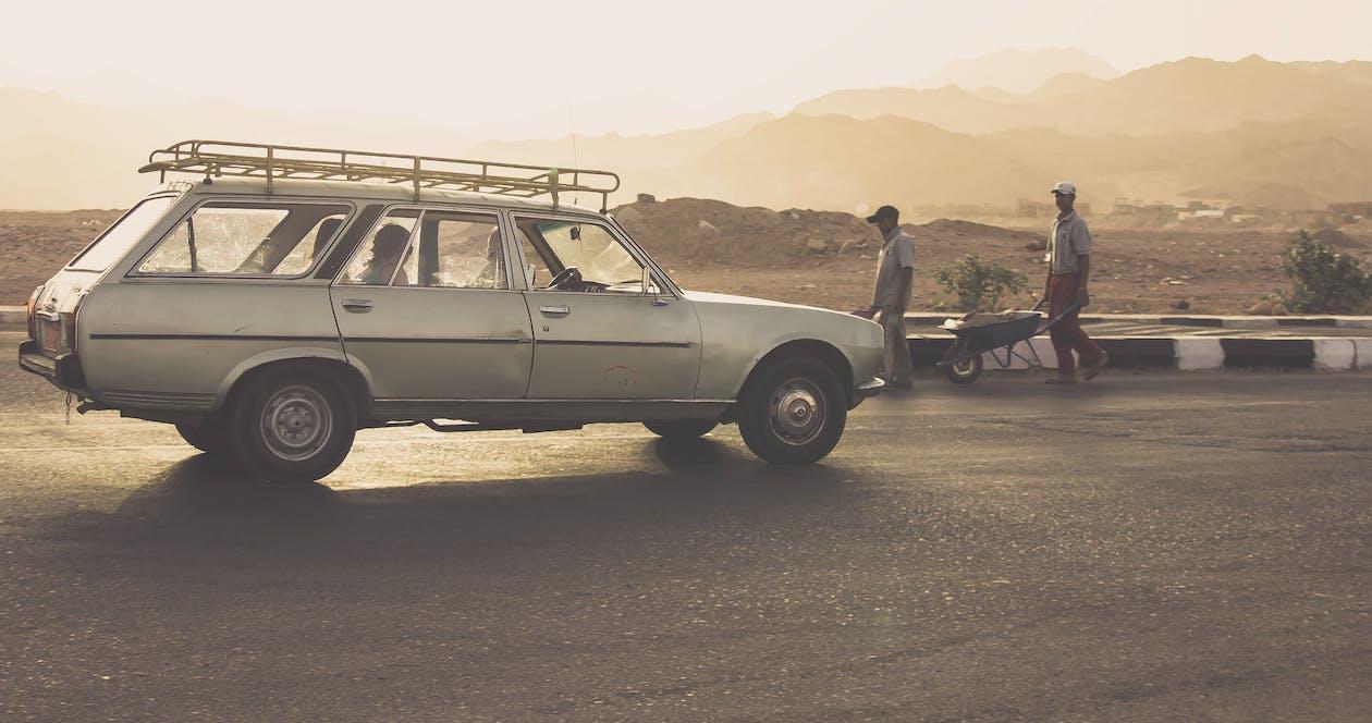 akce, auto, dopravní systém