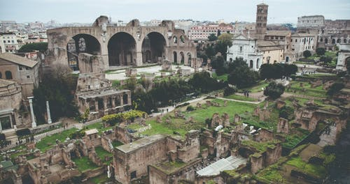 Free stock photo of ancient, city, forum romanum