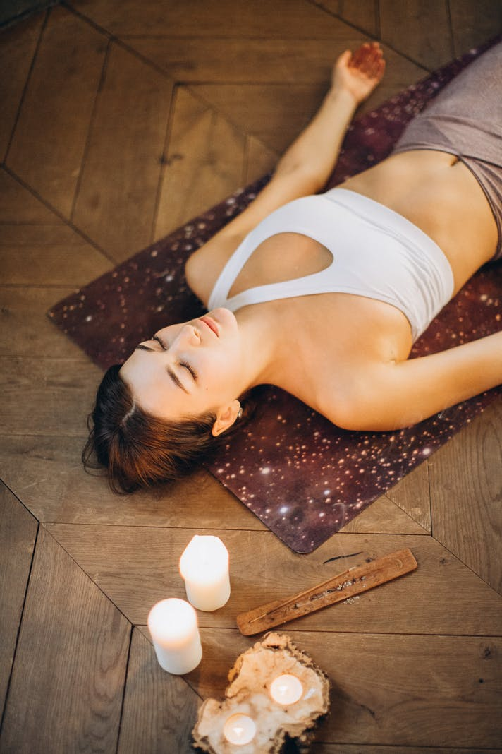 Yoga Nidra, Seated Meditation, and Anxiety