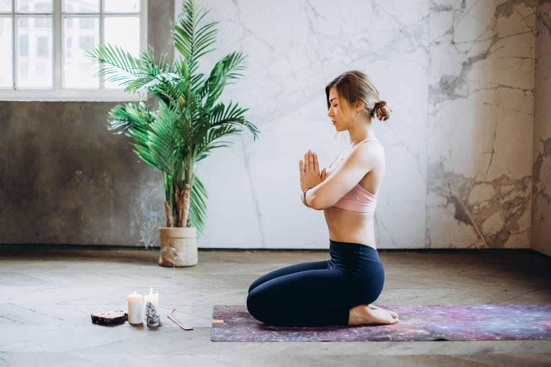 meditate for a healthy year