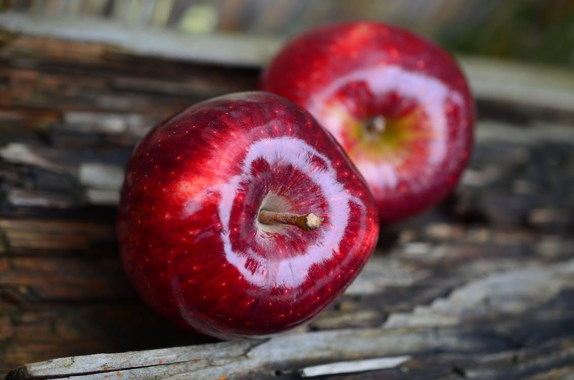 äpfel, essen, früchte