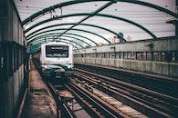 train, public transportation, platform